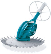 Zodiac Manta 2 Automatic Pool Cleaner Pool Suction
