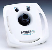 Astral - Counter Current Unit Faceplate - Square ABS with Hand Grip
