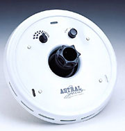 Astral - Counter Current Unit Faceplate - Round ABS