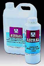Astral - Stainless Steel Cleaner