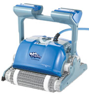 Dolphin Supreme Automatic Swimming Pool Cleaner