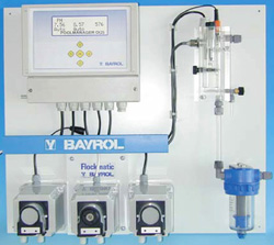 Brookforge swimming pool automatic dosing Swimming pool chemical dosing system