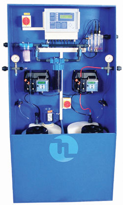 Certikin Swimming Pool Automatic Dosing Systems From