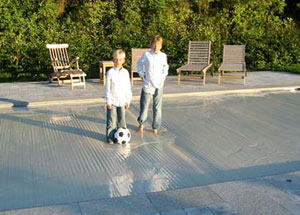 Covrex Swimming Pool Safety Covers From Brookforge Slatted