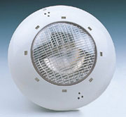 Brookforge swimming pool underwater lights for concrete pools - Swimming pool light bulbs halogen ...