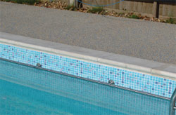 Sundeck Rubber Chip Flooring For Swimming Pool Surrounds
