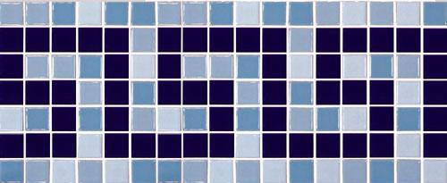 Ceramic Swimming Pool Mosaic Key Tile Band Mediterranean