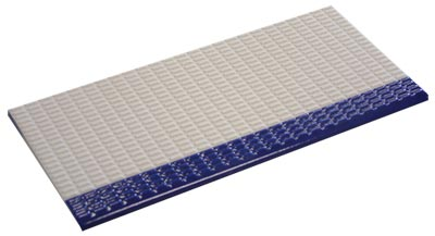 Petit Carre Ore Cobalt Blue Studded Swimming Pool Tiles