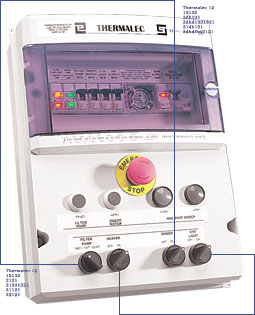 Swimming Pool Electrical Control Panels From Brookforge
